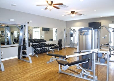 Marcella At Town Center-gym-room